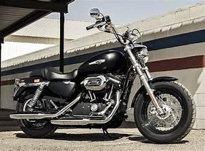 Harley-Davidson XL SPORTSTER 1200 CUSTOM CB 2017 - Fiche ...