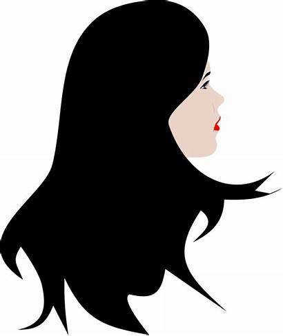 Hair Clipart Clip Beauty Clipartion