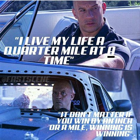 furious fast memes quotes diesel vin cars movie yooying again team paul walker quarter die ride turbo dom twin tattoos