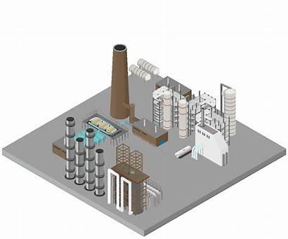 Refinery Aggreko Petrochemical Refining Cracking Unit Oil