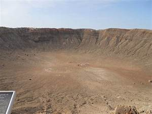 Rothiemay Farm: Meteor Crater, New Mexico and Texas