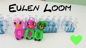 Sitzpouf Selber Machen : loom bands eule auf deutsch m loom board selber machen how to make a rainbow loom owl charm my ~ Sanjose-hotels-ca.com Haus und Dekorationen