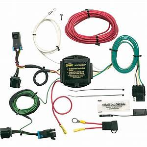 Hopkins Towing Solutions Wiring Kit  U2014 Fits 2003 U20132014 Chevy