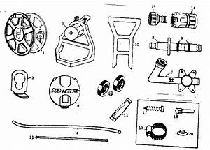 Craftsman Sidewheeler Parts
