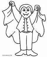Vampire Coloring Pages Vampires Printable Drawing Cool2bkids Halloween Sheets Dracula Anime Teeth Diaries Bat Scary Getcolorings Getcoloringpages Children Boys Getdrawings sketch template