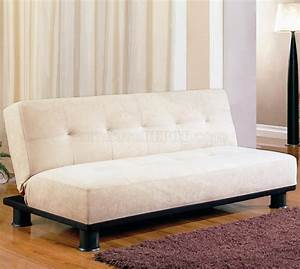 Modern convertible sofa bed 300165 beige for Contemporary convertible sofa bed