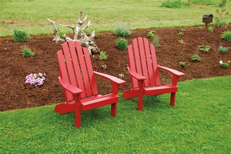pine kennebunkport adirondack chair by dutchcrafters amish