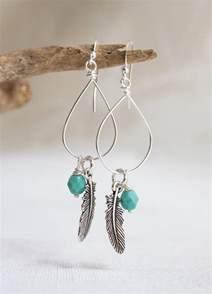 diy drop earrings how to make drop earrings with tools