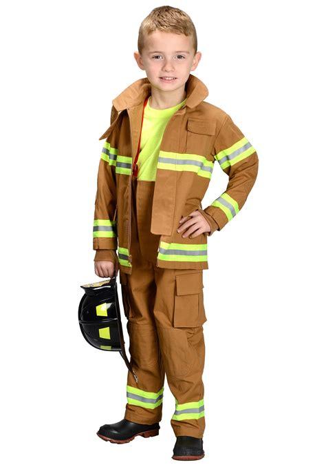 boys firefighter costume kids fireman uniform costumes