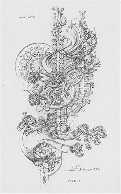 Sullivan Louis Ornamentation Drawing Ornament Architectural Inspiration