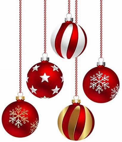 Transparent Balls Ornament Decorations Clip Ornaments Hanging