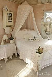 33, cute, and, simple, shabby, chic, bedroom, decorating, ideas