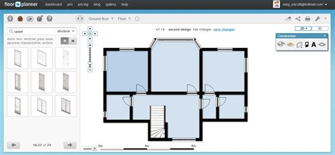 floor plan software floorplanner review