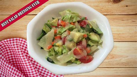 quick  easy vegetable salad recipe easy salad