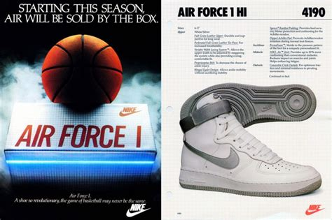 history   hype nike air force  lifestyle