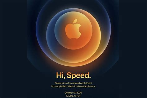 Apple announces Oct. 13 event that's all but certain to ...