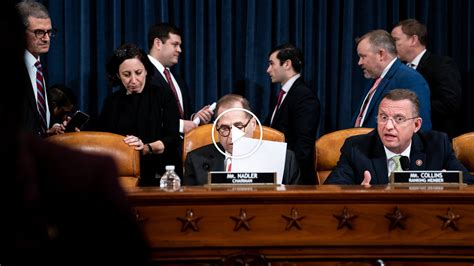 Full Video: Judiciary Committee Approves Impeachment ...