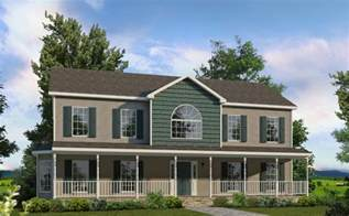 two story homes kensington two story style modular homes