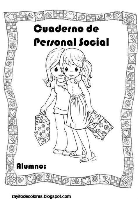 Dibujos para portada de cuadernos TE PEGASTE
