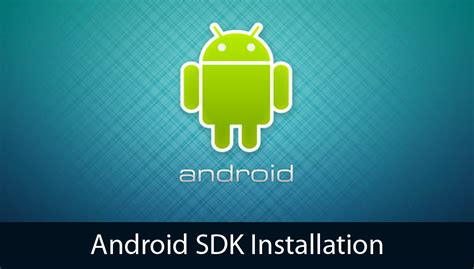 android sdk android tutorial on sdk installation edureka