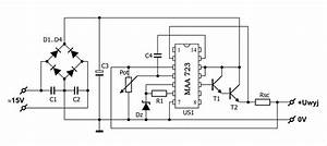 Ic 723 Tip41 Laboratory Power Supply Variable Voltage
