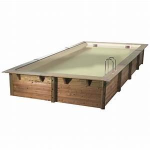 piscine en bois pas cher bois pour terrasse piscine pas With wonderful prix liner piscine hors sol octogonale 3 piscine hors sol bois octogonale d510xh120cm ocea liner