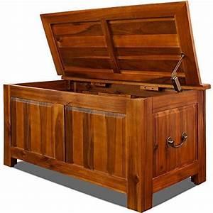 Malle En Bois Ikea : choisir une malle en bois le guide jardingue ~ Teatrodelosmanantiales.com Idées de Décoration