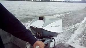 Evinrude 18 Hp Outboard Motor Model 12d13b