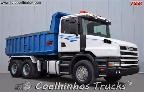 scania    dump trucks year  price
