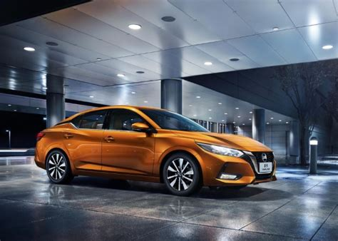 Nissan Sylphy 2020 by Auto Shows 2020 Nissan Sylphy Offers Likely Glimpse Of