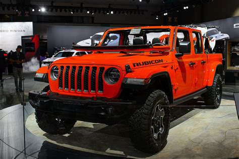 jeep gladiator jt wikipedia