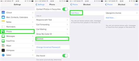 how to find blocked numbers on iphone best way to block a number on iphone for everyone