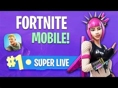 fortnite mobile  vittoria reale   kills