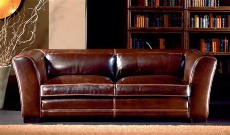 choisir canapé cuir canapés cuir original et vintage décor