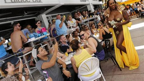 popular south beach gay bar relocating  owners renovate