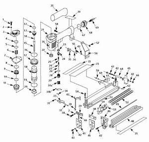 Husky Parts Hdn23200 Nailer