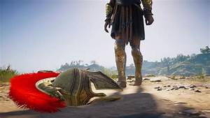 Assassin's Creed Odyssey - The Wolf of Sparta Quest Guide ...