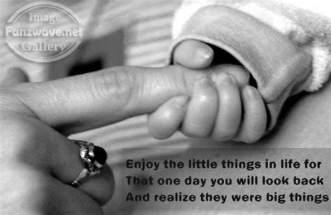 Baby Holding Your Hand Quotes
