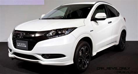 Honda Vezel Hybrid 2020 by Cool Honda Vezel Hybrid Previews Possible 2015 Civic Cuv