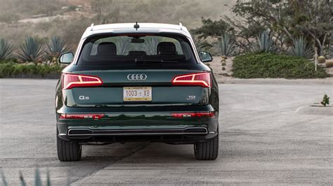 Audi Q5 S Line 20 Tfsi (2017) Review By Car Magazine