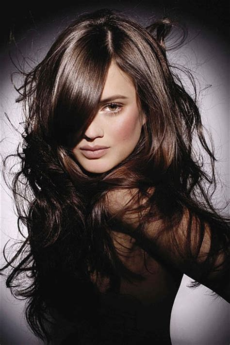 Dye Brown Hair by Black Hair Color Ideas Hairstyles And Fashion