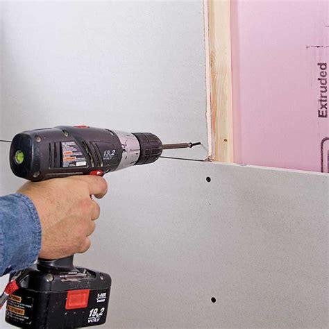comment poser du gypse sur les murs du sous sol en 233 d 233 coration et r 233 novation pratico