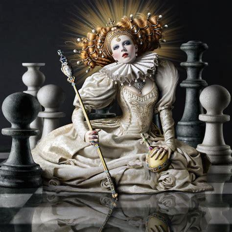 saturday envogue photographer alexia sinclair  baroque