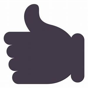 Hand ok thumbs up - Transparent PNG & SVG vector