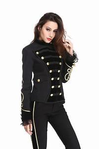 veste officier femme style officier femme veste