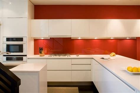 deco peinture cuisine cuisine peinture blanche et deco maison moderne