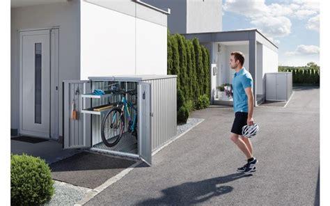 Mini Garage Für Kinderwagen by Minigarage Biohort Eine Tolle Platzsparende L 246 Sung