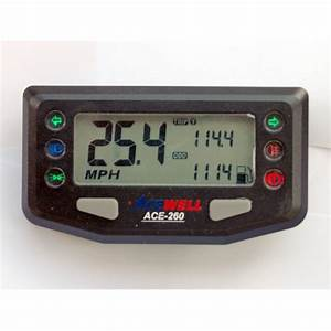 Acewell Ace 260 Digital Speedo