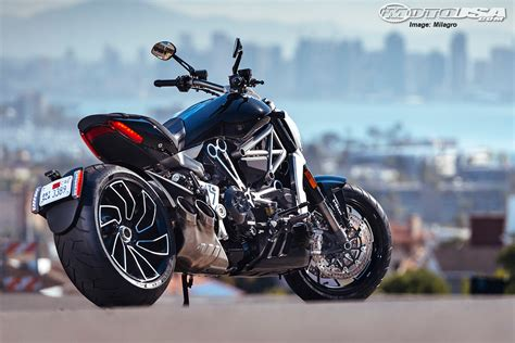 2016 Ducati Xdiavel First Ride Review
