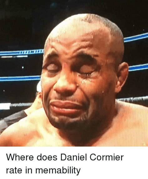 Daniel Cormier Memes - 25 best memes about daniel cormier daniel cormier memes